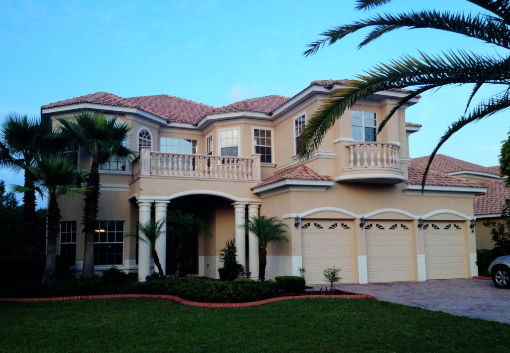 Home Window Tinting in Tampa Project