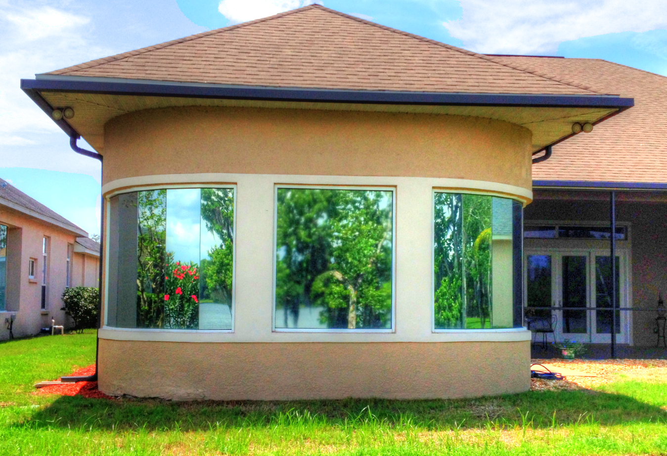 Uv film for Windows for residential homes